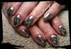 Chrome Gel nails